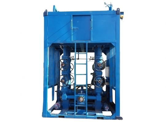 High Pressure Anti-sulfur Filter Desander